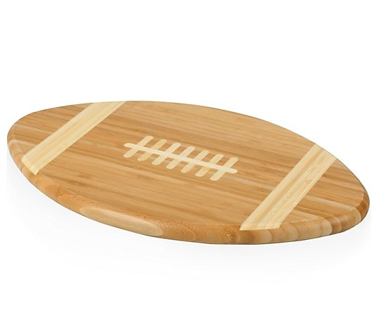 Picnic Time Touchdown! Football Cutting Board &Serving Tray