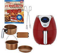 Power XL 3.4-qt Digital Air Fryer w/ Accessories - K47102