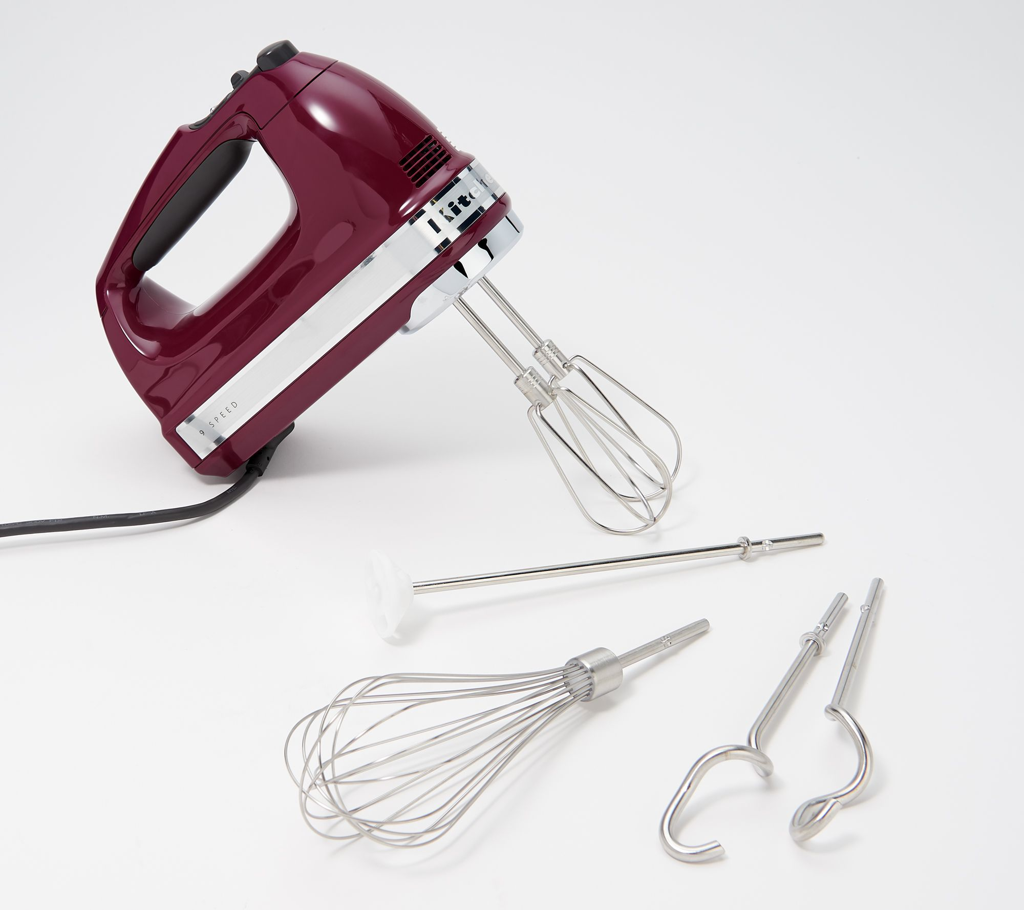 Take 21% off a KitchenAid 9-speed hand mixer