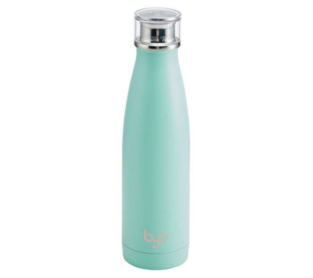 BYO 17-oz Perfect Seal Vacuum Insulated Bottle