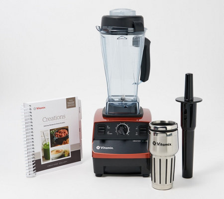 Vitamix Special Edition 64-oz Creations Gallery Blender w/ Cookbook