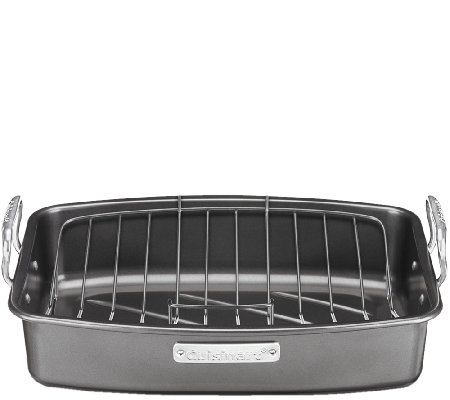 Cuisinart Ovenware Classic Non-Stick Roaster with V-Rack