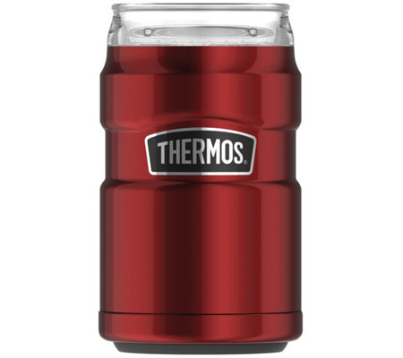Thermos 10-oz Stainless Steel Tumbler w/ 360 Degree Drink Lid