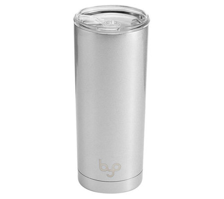 BYO 20-oz Vacuum Sealed Insulated Tumbler