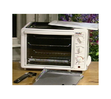 Welbilt Convection Oven Broiler W Griddle Top