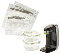 FoodSaver FreshSaver with Fresh Containers & Zipper Bags - K48705