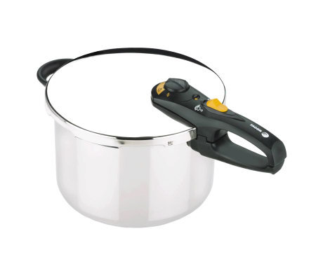 Fagor Duo 8 Qt Stainless Steel Pressure Cooker