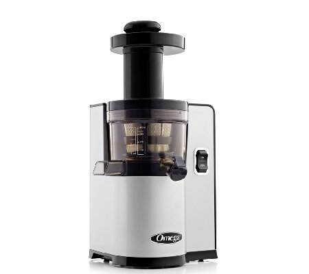 Omega Square Ultra-Low Speed Masticating HD Juicer