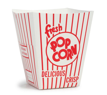 Great Northern Popcorn Co 25 85 Oz Popcorn Buckets