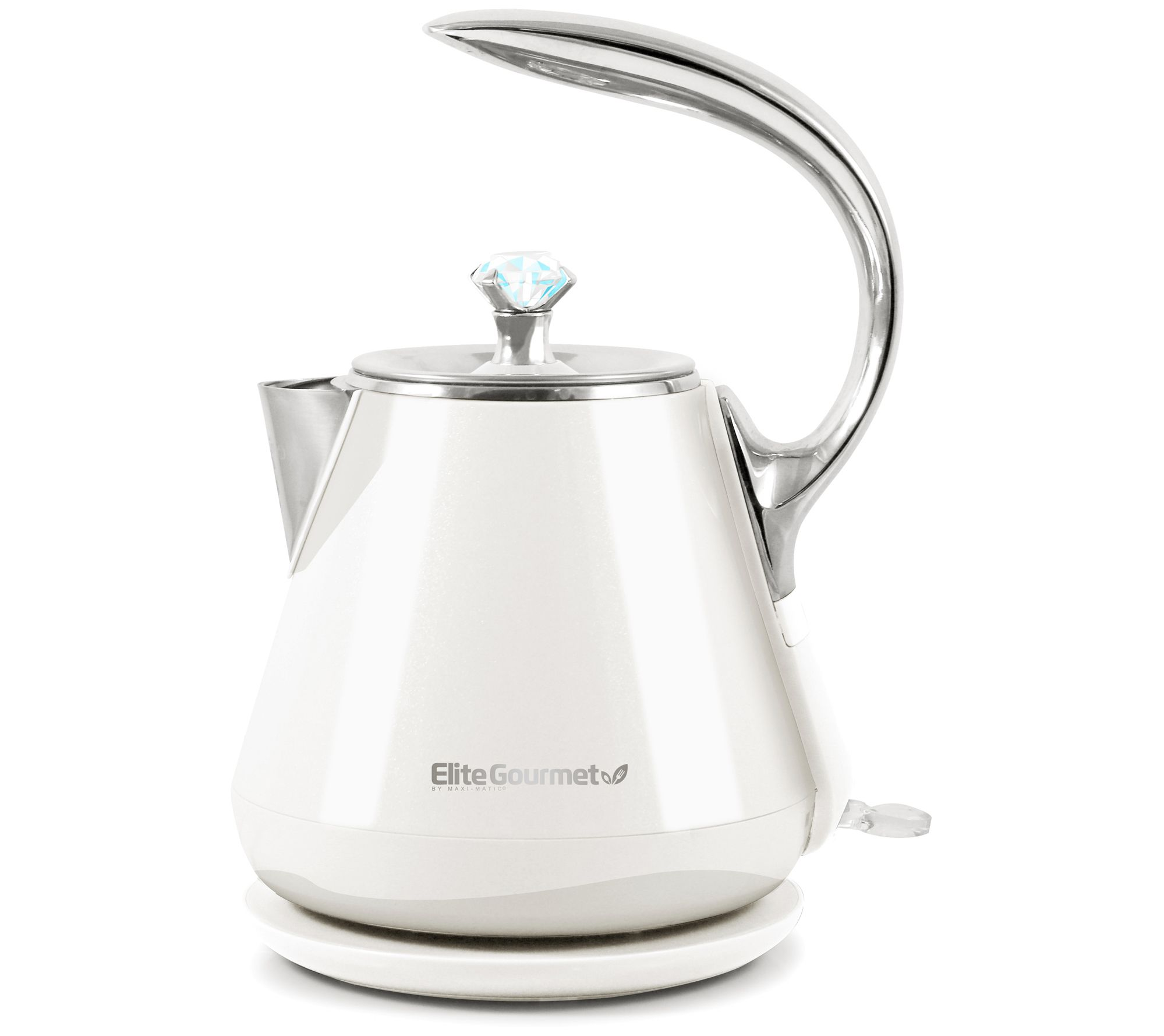 Cool-touch electric kettle