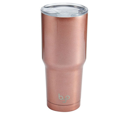 BYO 30-oz Vacuum Sealed Insulated Tumbler