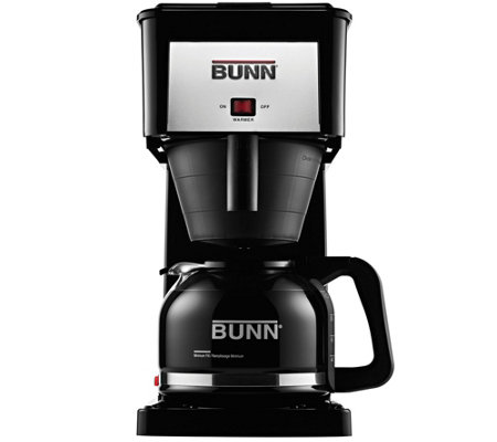 BUNN GRB-D Velocity Brew 10-Cup High-Altitude Coffee Maker
