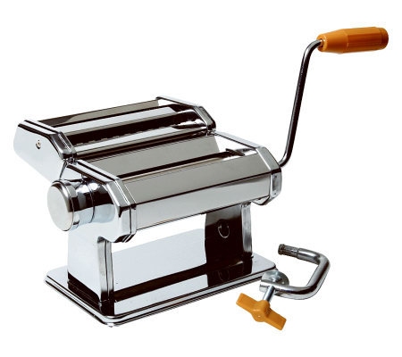 Italian Origins Stainless Steel Pasta Noodle- Making Machine