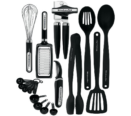 KitchenAid 17-Piece Tool & Gadget Set