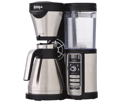 Ninja Coffee Bar Auto-iQ Coffee Maker w/ Stainless Carafe