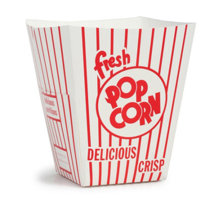 Great Northern Popcorn Co. (100) 85-oz PopcornBuckets