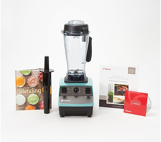 Vitamix Creations II 64-oz 13-in-1 Variable-Speed Blender w/Book
