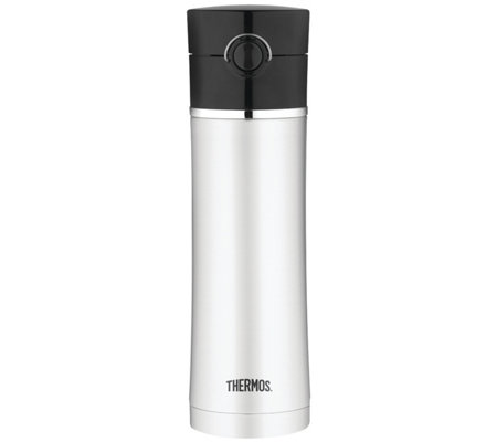 Thermos 16-oz Sipp Direct Drink Bottle - Black