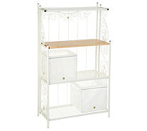 Temp-tations Collapsible Baker's Rack with Baskets - K46510