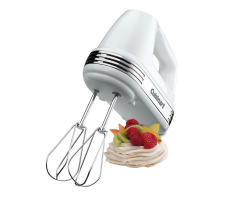 Cuisinart Power Advantage 7-Speed Hand Mixer with SmoothStart