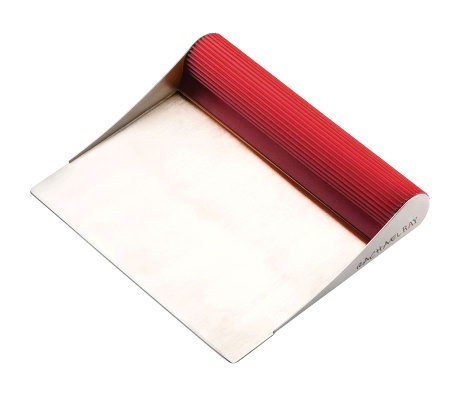 Rachael Ray Tools Bench Scrape Shovel - Red