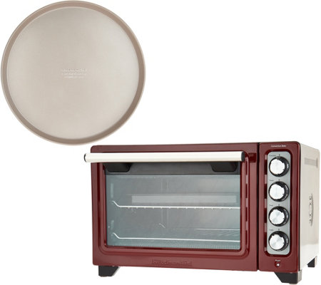 KitchenAid Countertop Convection Oven With Pizza Pan