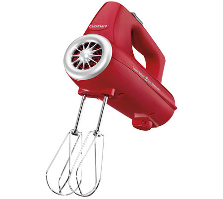 Cuisinart PowerSelect 3-Speed Hand Mixer