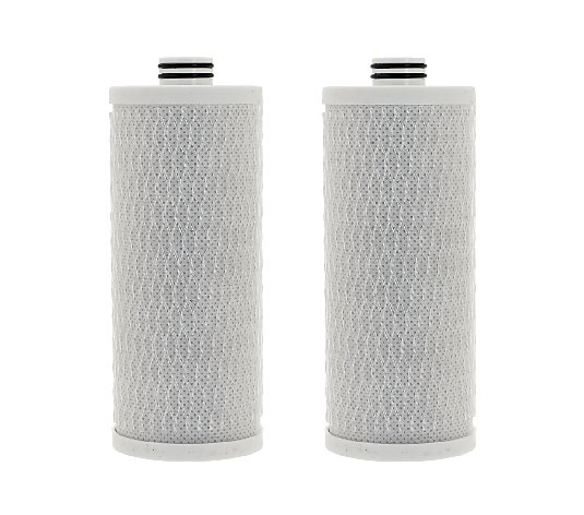 Set of 2 Water Filter Replacements for Aquasana Water System