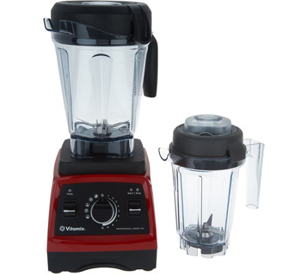 Vitamix Pro Series 750 64-oz Blender with 32-oz Dry Container