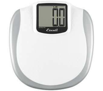 escali xl200 extra large display bath scale k126714 - Bathroom Scales