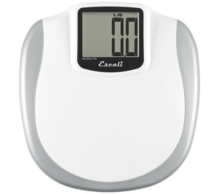 Escali XL200 Extra-Large Display Bath Scale
