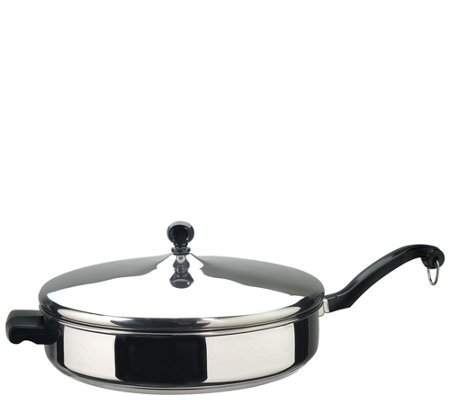 Farberware Classic Series 4.5-qt Covered SautePan