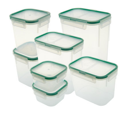Emeril By Snapware 7 Piece Storage Container Set