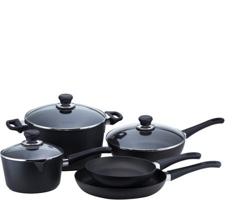 Scanpan 8-Piece Classic Cookware Set