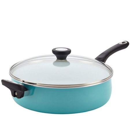Farberware 5-qt PurECOok Ceramic Nonstick JumboCooker and Lid