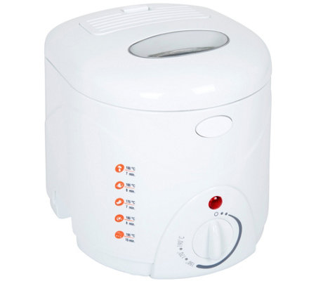 Classic Cuisine Cool Touch 1-Liter Deep Fryer