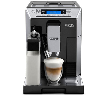 DeLonghi Eletta Cappuccino Top with Latte CremaSystem