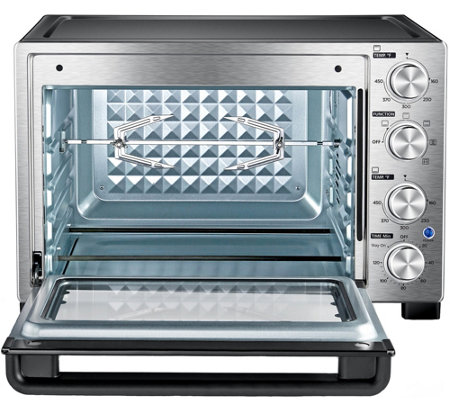 Toshiba MC32ACG-CHSS Convection Toaster Oven -Stainless Steel
