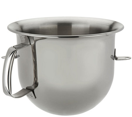 KitchenAid 6 QT. Polished Stainless Steel Bowl