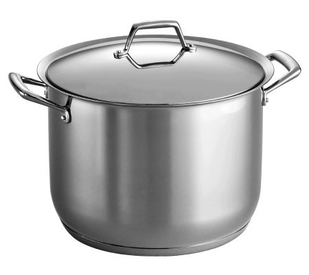Tramontina Gourmet Prima 16-qt Covered Stock Pot