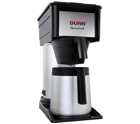 BUNN BTD Velocity Brew High-Altitude Thermal Carafe Brewer