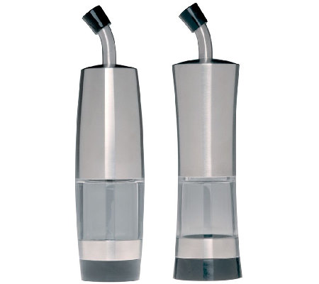BergHOFF Geminis 2-Piece Oil & Vinegar Dispenser Set