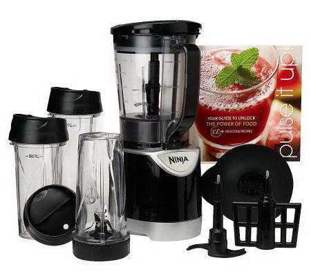 ninja kitchen system 40 oz pulse blender 3 16 oz - Ninja Kitchen System