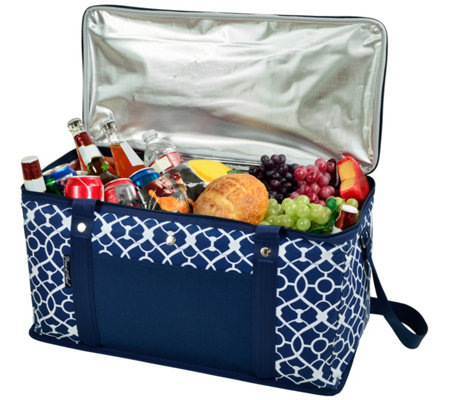 Picnic at Ascot Ultimate 36-qt Collapsible Cooler, Trellis