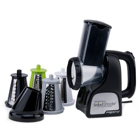 Presto Pro Salad Shooter Slicer and Shedder