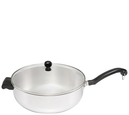 Farberware Classic Series 6-qt Jumbo Covered Chef's Pan