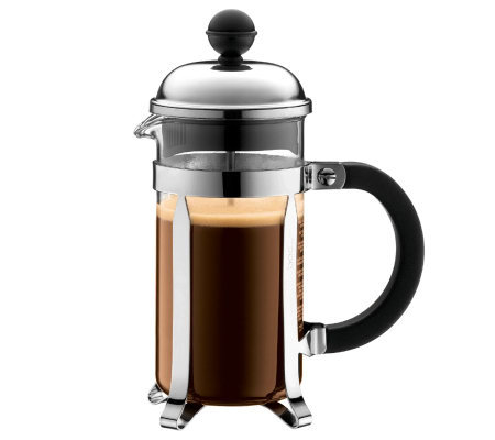 Bodum 3-Cup/12-oz Chambord French Press CoffeeMaker