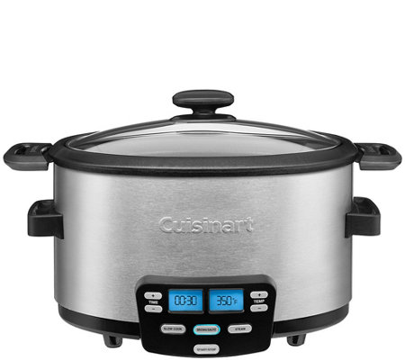 Cuisinart 4-qt Cook Central 3-in-1 Multi-Cooker