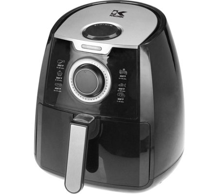 Kalorik 3.2-qt Air Fryer with Dual Layer Rack