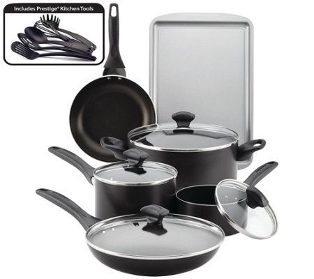 Farberware 15-Piece Nonstick Cookware Set